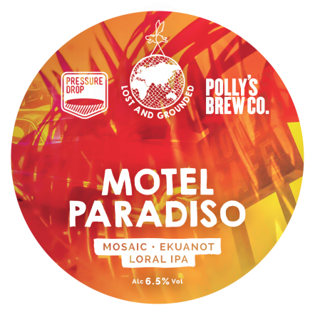 Lost and Grounded Motel Paradiso
