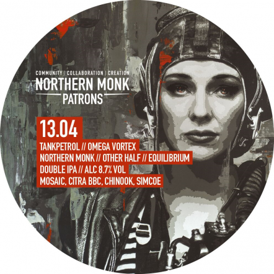 Northern Monk Omega Vortex