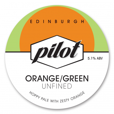 Pilot Orange/Green