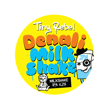 Tiny Rebel Denali Milkshake