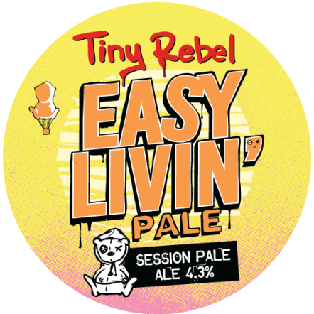 Tiny Rebel Easy Livin'