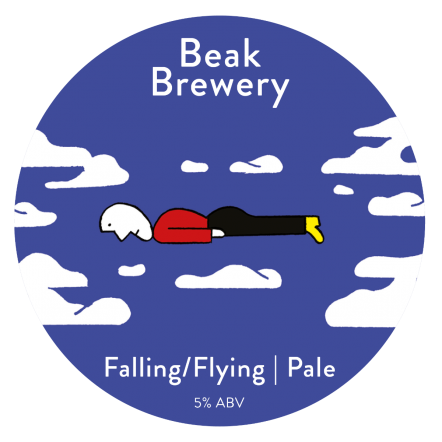Beak Brewery Falling/Flying