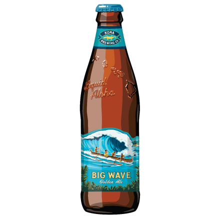 Kona Brewing Co Big Wave
