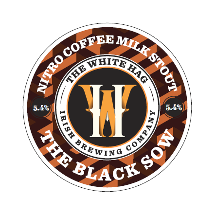 White Hag Black Sow (KEY KEG)
