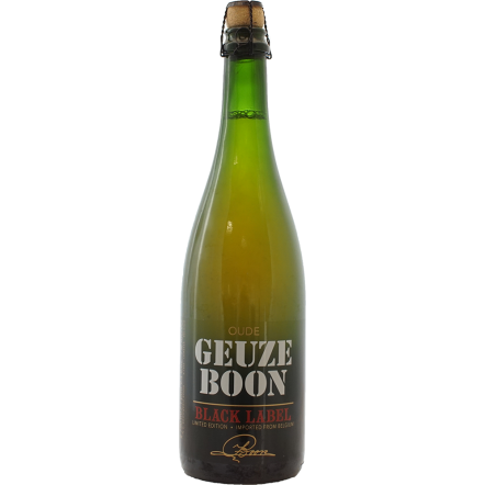 Boon Gueuze Black Label v4