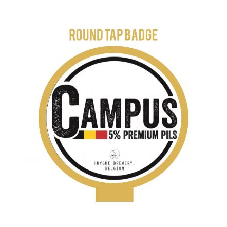 Campus Premium Tap Badge
