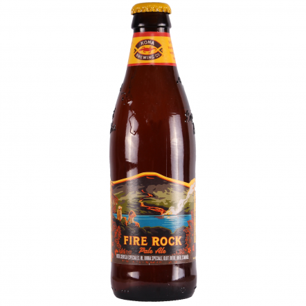 Kona Brewing Co Firerock