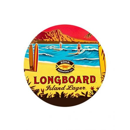 Kona Brewing Co Longboard Lager