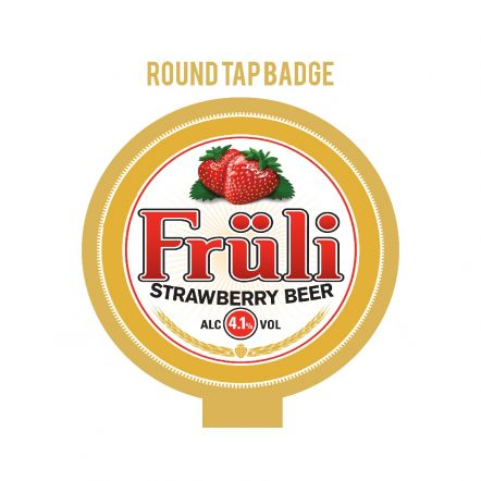 Fruli Tap Badge