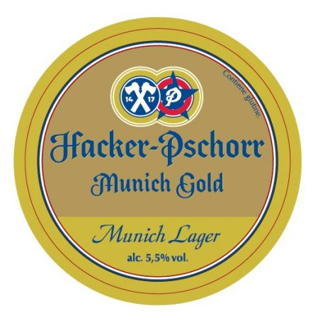 Hacker-Pschorr Munchener Gold