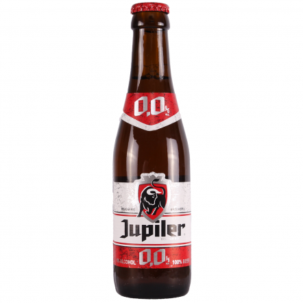 Jupiler Pils Alcohol Free