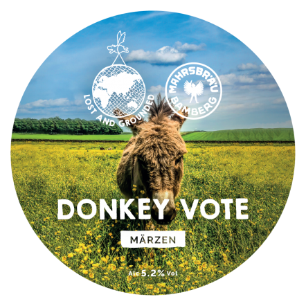 Lost and Grounded Donkey Vote Marzen