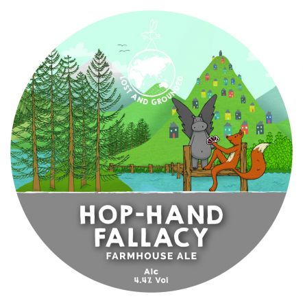 Lost and Grounded Hop-Hand Fallacy
