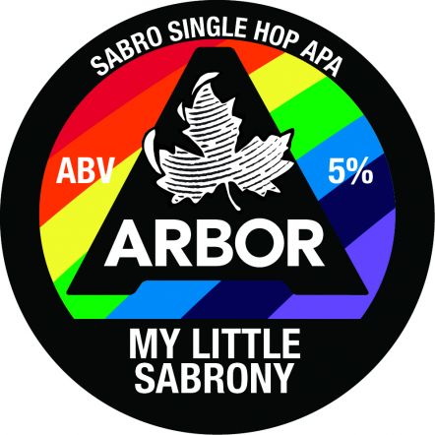 Arbor My Little Sabrony