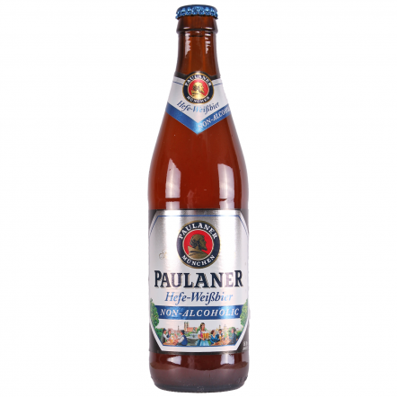 Paulaner Weiss Alcohol Free