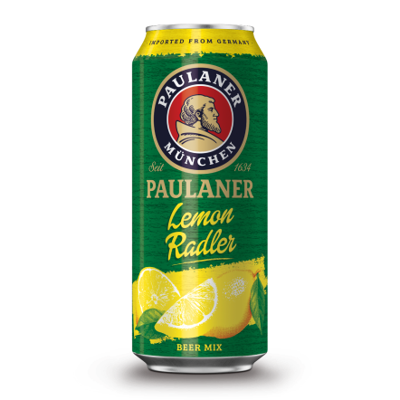 Paulaner Natur Radler (Alcohol free)