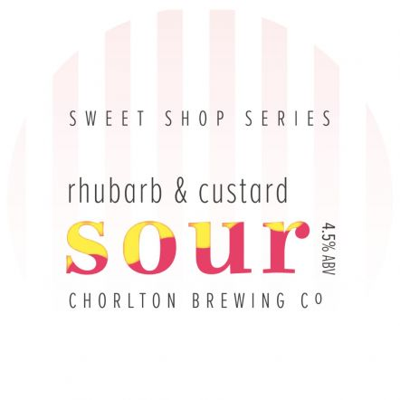 Chorlton Rhubarb & Custard