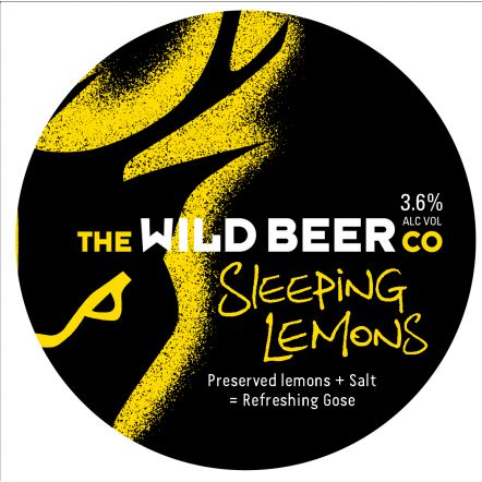 Wild Beer Co Sleeping Lemons