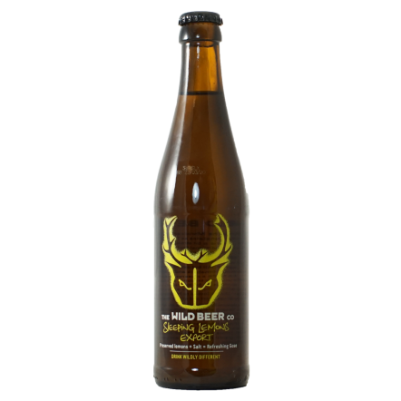 Wild Beer Co Sleeping Lemons Export