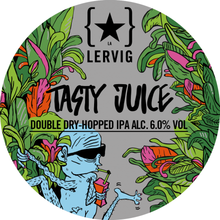 Lervig Tasty Juice