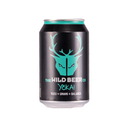 Wild Beer Co Yokai