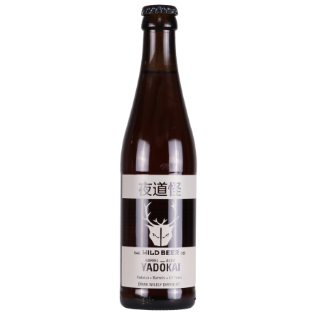 Wild Beer Co BA Yadokai