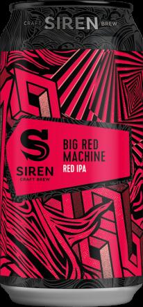 Siren Big Red Machine