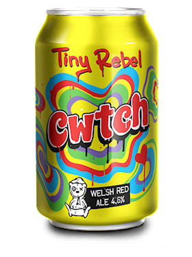Tiny Rebel Cwtch