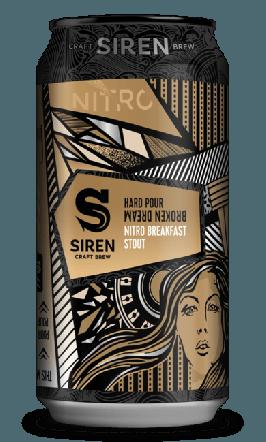 Siren Hard Pour Broken Dream (Nitro)