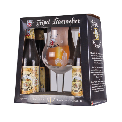 Bosteels Tripel Karmeliet Gift Pack