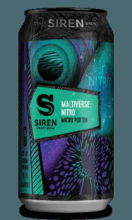Siren Mativerse Nitro