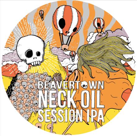 Beavertown Neck Oil (BBE 10.7.20)