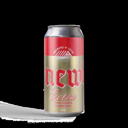 Newbarns Brewery Extra Hopped Pilsner