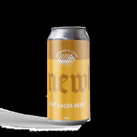 Newbarns Brewery Oat Lager