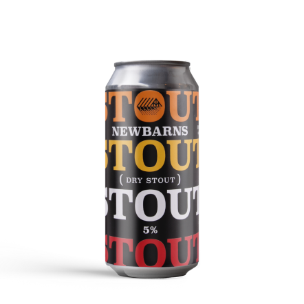 Newbarns Brewery Stout Beer