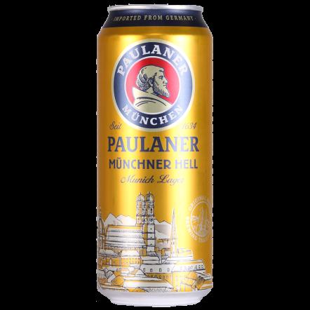 Paulaner Munich Lager (50cl)