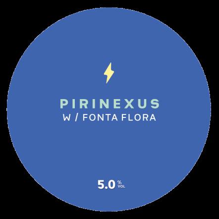 Garage OOD La Pirinexus ( x Fonta Flora) (BBE 10.3.21)