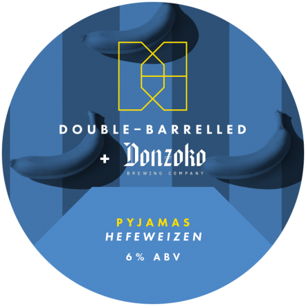 Double Barrelled Pyjamas (x Donzoko) (BBE 11.08.20)