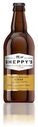 Sheppy's Cider Classic Draught Cider