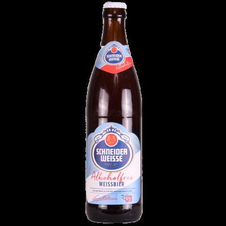 Schneider Weiss Alcohol free Tap 3