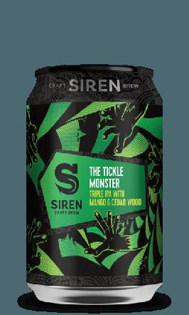 Siren The Tickle Monster