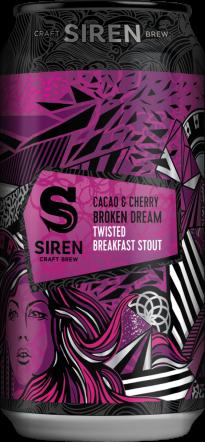 Siren Cacao & Cherry Broken dream