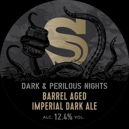 Siren Dark & Perilous Night (x J Wakefield)