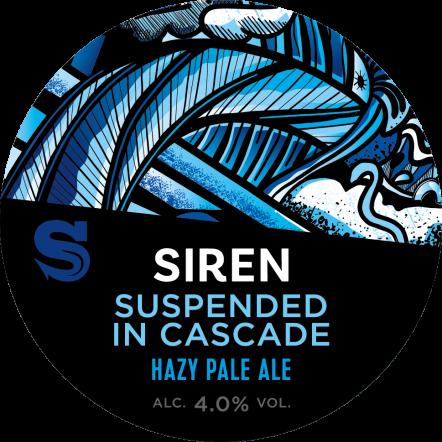 Siren Suspended In Cascade