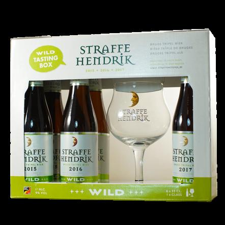 Straffe Hendrik Tasting Box