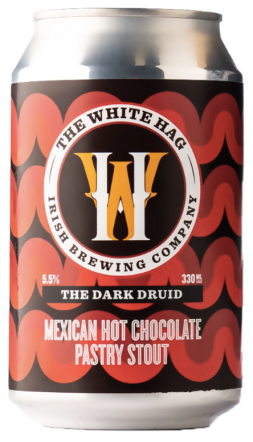 White Hag Dark Druid Mexican Hot Chocolate