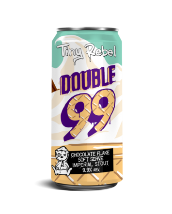 Tiny Rebel Double Ninety Nine