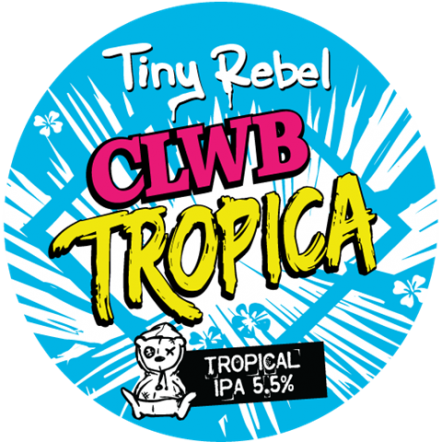 Tiny Rebel Clwb Tropica