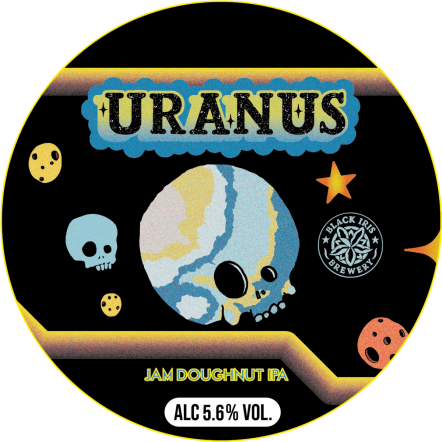 Beavertown Uranus (x Black Iris)
