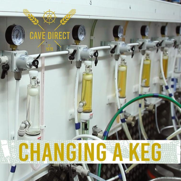 Changing a Keg